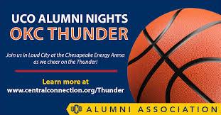 Okc Thunder Alumni Nights University Of Central Oklahoma
