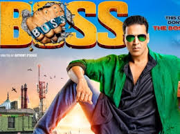 Watch Boss full movie online free