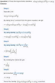 how to write an introduction in trig identities homework help online trigonometry tutoring and homework help for high school and college students at all levels