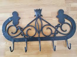 wrought iron wall coat rack items for prague classifieds from prague tv