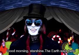 Good Morning Starshine Movie Quote