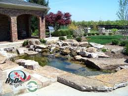 koi pond lighting ideas. Koi Pond Ideas Backyard Small For Your Landscape Traditional . Lighting E