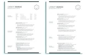 Free Resume Templates For Pages Ramautoco New Resume 2 Pages