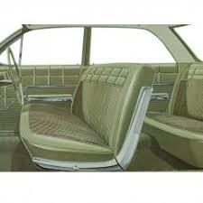 1962 impala 4 dr sedan interior kit unembled door panels