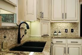 Richardson Kitchen Traditional Kitchen Dallas By Greenbrook New Granite With Backsplash Remodelling