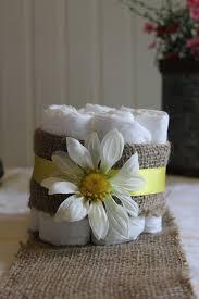 diy baby shower centerpieces diaper cakes
