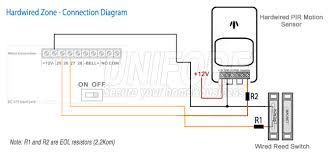 how to enroll wireless sensor to x8 alarm system hardwired zone connection diagram