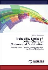 Chart For Distribution Probability Limits Of X Bar Chart For Non Normal