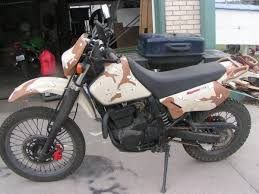 Suzuki Dr650 Dressed In Desert Camo Adv Pinterest Wheels