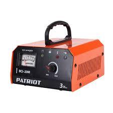 Зарядное <b>устройство PATRIOT BCI-20M</b> — купить в интернет ...