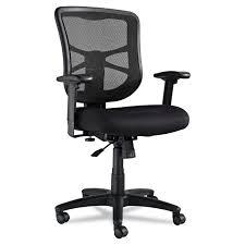 Alera Elusion Series Mesh Mid-Back Swivel/Tilt Chair by Alera ...
