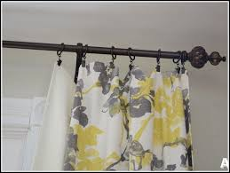 attractive grey and yellow shower curtains decorating with grey and yellow shower curtains curtains home design