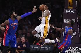 Lakers vs. Pistons - Capital Gazette