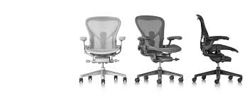 Aeron Office Chair Used