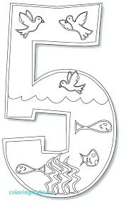 Creation Day 2 Coloring Page Free Printable Bible Colouring Pages