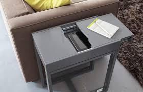bedside table with charging station. Modren With Bedside Table With Charging Station On S