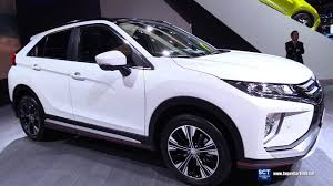 2018 mitsubishi. beautiful mitsubishi 2018 mitsubishi eclipse cross  exterior interior walkaround world debut  2017 geneva motor show inside mitsubishi i