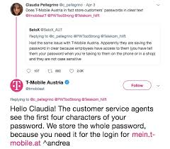 Tmobile Custumer Service T Mobile Gets Hacked After Dismissing Security Concerns