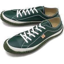 スピングルムーブ spingle move spm 110 kangaroo leather sneakers men gap dis shoes shoes green