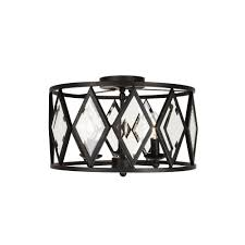 Home Decorators Collection Crystal Cube 3Light Polished Chrome Home Decorators Collection Lighting