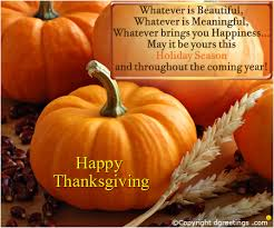 Beautiful Happy Thanksgiving Quotes Best of Send Thanksgiving Wishes To Write In A Card Dgreetings