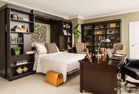 murphy bed office desk. Murphy Bed Office Desk Inside Custom Wall Beds By ORG Inspirations 14 C