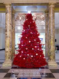 Red Christmas Tree   AreachristmasnetRed Artificial Christmas Trees