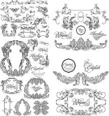 antique frame designs. Contemporary Frame Ornate Vector Frame 117 Best Frames Images On Pinterest To Antique Designs U