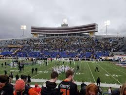 Liberty Bowl Seating Chart Liberty Bowl Memorial Stadium Section 102 Home Of Memphis