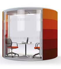 internal office pods. Image Of Orangebox Air Acoustic Office Pod Internal Pods E