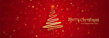 Christmas Design Template Beautiful Merry Christmas Tree Banner Template Design Vector Free