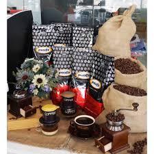 Cà phê hạt bột pha máy Procaffe Miscela