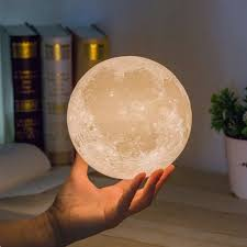 Nova Design Moon Light Original Moon Lamp