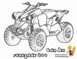 four wheeler coloring pages. Simple Wheeler Four Wheelers Coloring Pages Raptor 700r Atv 4 Wheeler Stuning And O