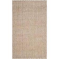 natural fiber beige 9 ft x 12 ft area rug