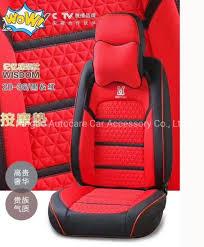 fashion leather auto car seat cover
