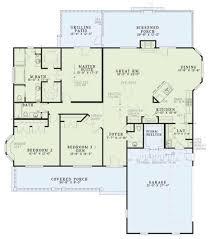 house plan 110 00140 traditional plan
