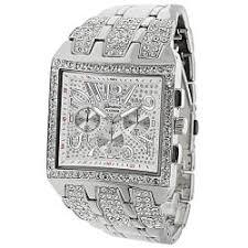 geneva platinum men s rhinestone chronograph style link watch geneva platinum men s rhinestone chronograph style link watch