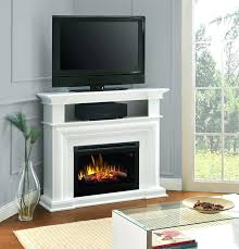 white corner fireplace tv stand electric fireplace cabinet a console white colleen wall corner fireplaces fireplace