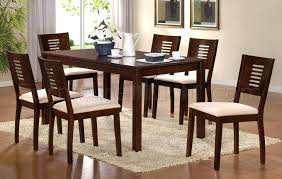 dark oak dining table and 8 chairs used rustic finish modern w optional side furniture magnificent
