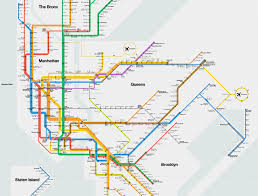 massimo vignelli's signed  nyc subway diagram  cool hunting
