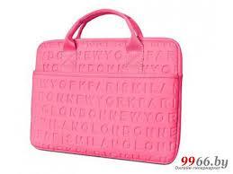 <b>Сумка</b> 13.3-<b>inch Wiwu</b> Vogue Laptop Slim <b>Bag</b> Red ...