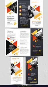 Graphic Design Brochure Templates 3 Panel Brochure Template Google Docs 2019 Graphic Design