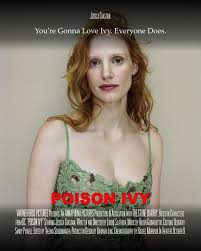 """FANMADE: A poster for a Poison Ivy """"Black Label"""" movie I made. I envision  it as Joker meets Hustlers. : DC_Cinematic"""