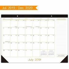 At A Glance Academic Planner 2020 17 Desk Calendar 2019 2020 Large Monthly Desk Pad Calendar Planner Academic Desk Ebay
