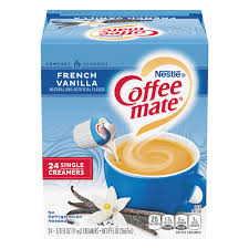 In fact, they clued us into one of their most exciting this coffee creamer will make your daily caffeine go down so smoothly because it's made with notes reminiscent of classic. Save On Nestle Coffee Mate Liquid Coffee Creamer French Vanilla Singles 24 Ct Order Online Delivery Giant