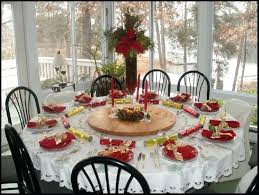summer party decorating ideas with round dining table easy room decoration wi