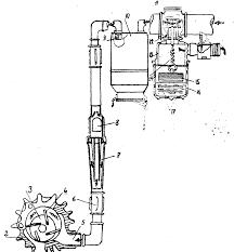Отчет по практике кормления 2 шайбы демпфера которые помещаются в масло и обеспечивают бесшумную работу вакуум регулятора