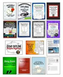 writing resources bundle argument expository narrative journalism