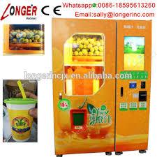 Orange Juice Vending Machine Adorable Automic Orange Juice Vending Machine Buy Orange Juice Vending